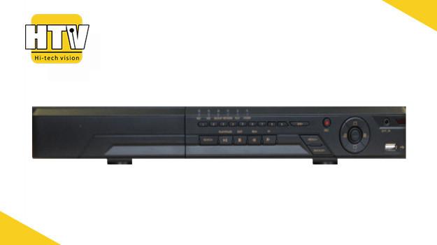 8 канальный HD SDI видеорегистратор HTV-SDI4108