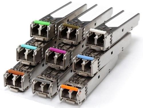 Оптические SFP модули