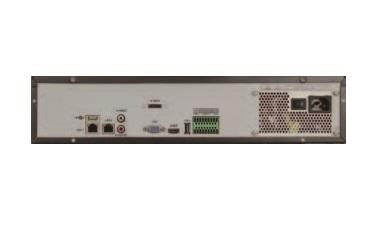 HTV-N2036 36 канальный NVR Тыл