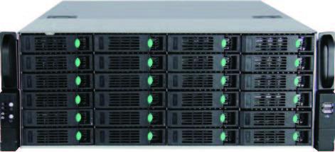 HTV-N4256 256 канальный NVR IP видеорегистратор H.265 4K 4U