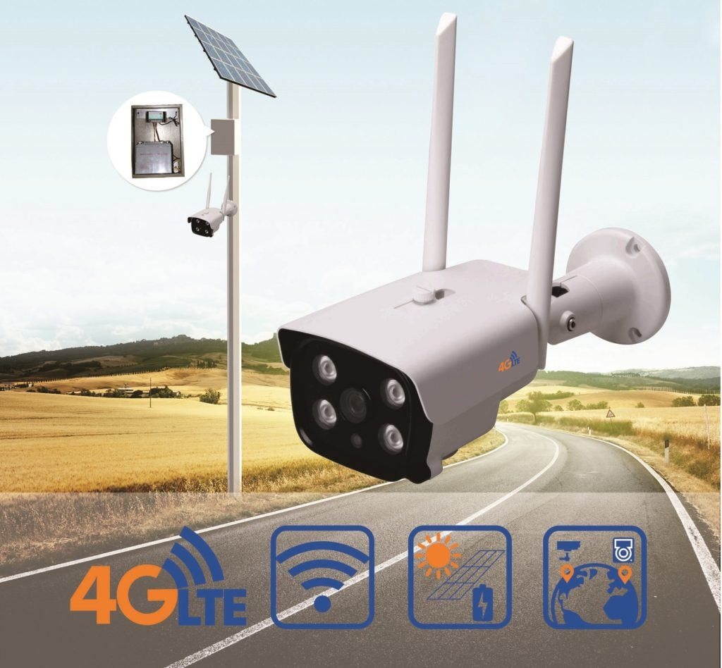 3G-4G-Sim-IP-камера