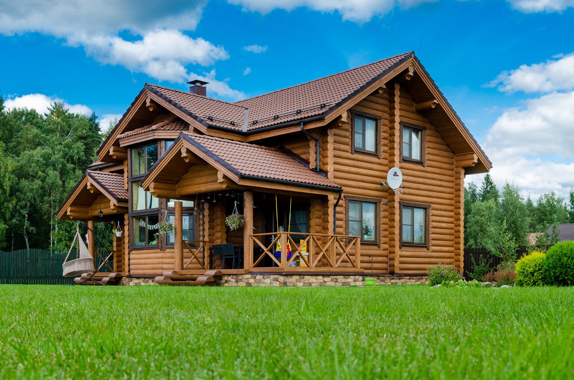 Системы охраны и сигнализации для частных домов, коттеджей и дач. HTVision.ru