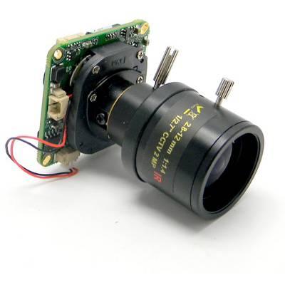 вариофокальный объектив с ручной регулировкой оптики