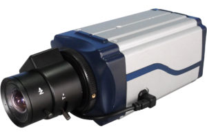 Корпусные box IP видеокамеры