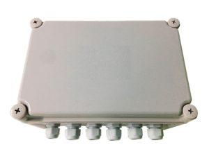 HTV-PoE7708B 8 портовый уличный POE коммутатор